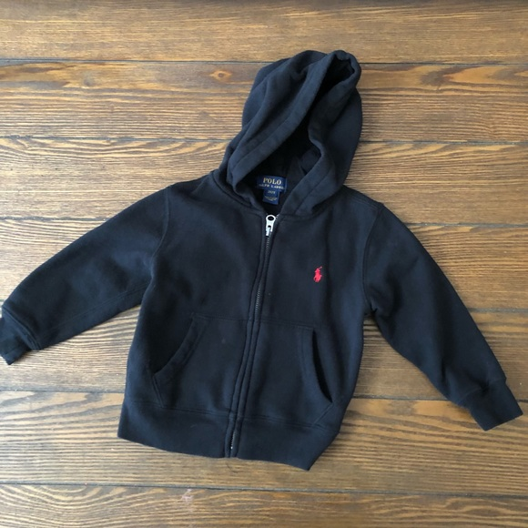 Polo by Ralph Lauren Other - Polo Ralph Lauren Hooded ZIP Up